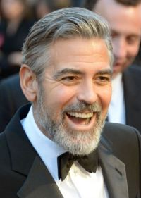 Oscars-beards-George-Clooney