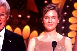 Renee Zellweger at The Oscars-1730264