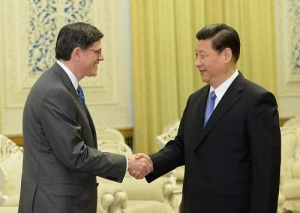 Lew and Jinping