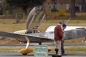 Plane Accident