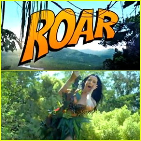 Katy Perry – Roar (Exclusive Unofficial Video)