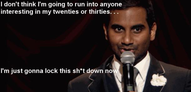 Aziz ansari quotes